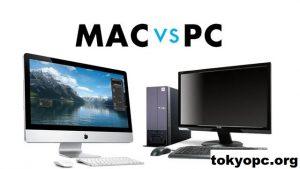 Perbedaan antara Mac dan PC Windows