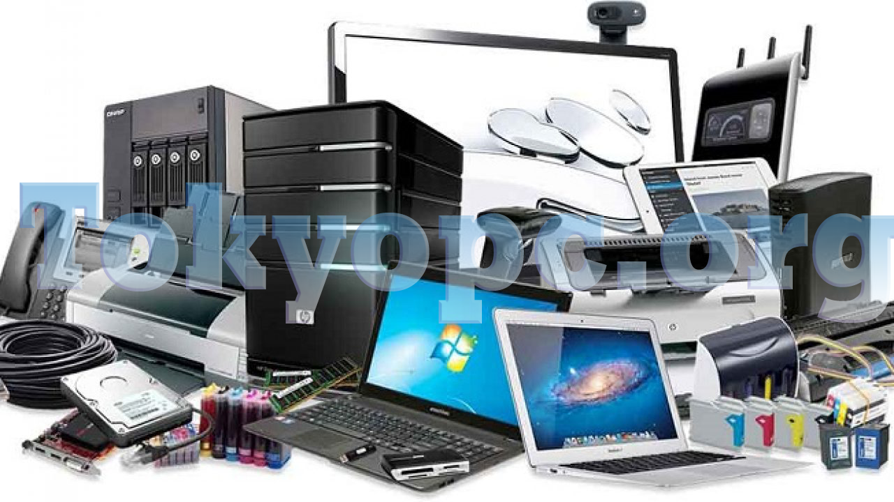 Alat Untuk Menemukan Informasi Perangkat Keras Komputer